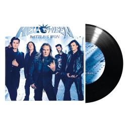 HELLOWEEN - Battle's Won BLACK VINYL Import