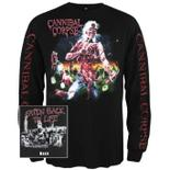 CANNIBAL CORPSE - Eaten Back to Life Long Sleeve Shirt