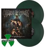 CRADLE OF FILTH - Hammer of the Witches GREEN VINYL (Import)