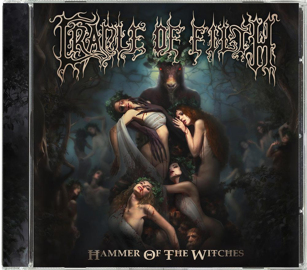 cradle of filth hammer of the witches nuclear blast usa store