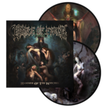 CRADLE OF FILTH - Hammer of the Witches PICTURE VINYL