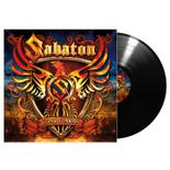 SABATON - Coat of Arms BLACK VINYL (EURO IMPORT)
