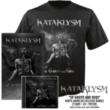 KATAKLYSM - Of Ghosts and Gods (CD + T-Shirt Bundle)