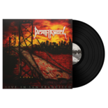 DEATH ANGEL - The Bay Calls for Blood BLACK VINYL Import