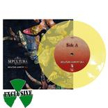 SEPULTURA - Under My Skin YELLOW VINYL Import