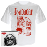 KADAVAR - Berlin (CD + WHITE T-Shirt Bundle)