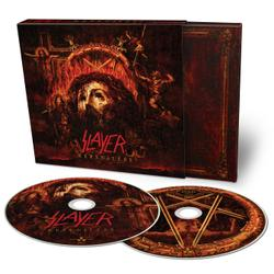 SLAYER - Repentless (CD/DVD Digipak)