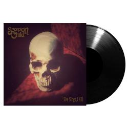 SCORPION CHILD - She Sings, I Kill (BLACK VINYL) Import