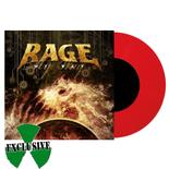 RAGE - My Way RED VINYL (EURO IMPORT)