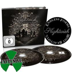 NIGHTWISH - Endless Forms Most Beautiful MAILORDER TOUR EDITIO