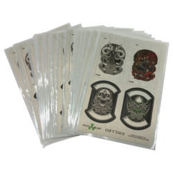 NUCLEAR BLAST AMERICA - Gift Tags (20 sheets)