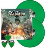 SABATON - Heroes on Tour GREEN VINYL Import
