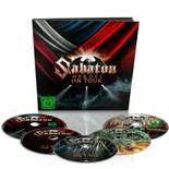 SABATON - Heroes on Tour EARBOOK Import