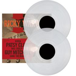 RICKY WARWICK - When Patsy Cline was Crazy... CLEAR VINYL Import