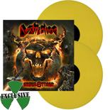 DESTRUCTION - Under Attack YELLOW VINYL Import