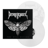DEATH ANGEL - The Evil Divide WHITE VINYL Import