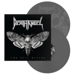 DEATH ANGEL - The Evil Divide (Grey Vinyl)