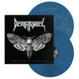 DEATH ANGEL - The Evil Divide (Blue Vinyl)
