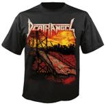 DEATH ANGEL - The Bay Calls for Blood T-Shirt