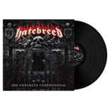 HATEBREED - The Concrete Confessional (Black Vinyl)