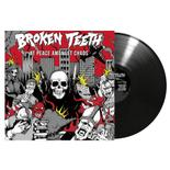 BROKEN TEETH HC - At Peace Amongst Chaos Black Vinyl IMPORT