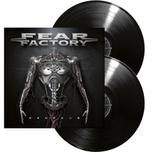 FEAR FACTORY - Genexus (CREASED CORNER) BLACK VINYL Import