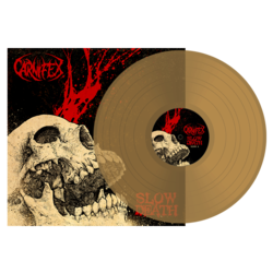 CARNIFEX - Slow Death (Beer Vinyl)