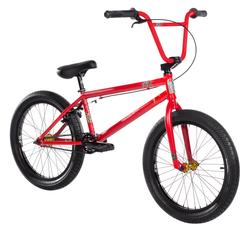 "SLAYER - Subrosa 20"" BMX Complete Bike Red"