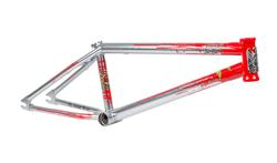 SLAYER - Thunder Beast Frame Chrome size 21.0