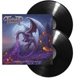 TWILIGHT FORCE - Heroes of Mighty Magic BLACK VINYL IMPORT