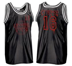 CANNIBAL CORPSE - Logo Sports Jersey
