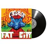 CROBOT - Welcome to Fat City BLACK VINYL  (EURO IMPORT)