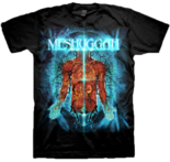 MESHUGGAH - Branches of Anatomy Shirt