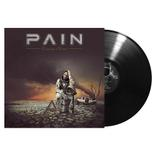 PAIN - Coming Home BLACK VINYL Import