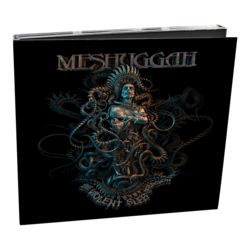 MESHUGGAH - The Violent Sleep Of Reason (Digipak)