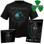 MESHUGGAH - The Violent Sleep of Reason CD-Digi+T-Shirt Bundle
