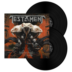 TESTAMENT - Brotherhood Of The Snake (Black Vinyl)