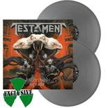 TESTAMENT - Brotherhood of the Snake SILVER VINYL Import