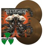 TESTAMENT - Brotherhood of the Snake BROWN VINYL Import+
