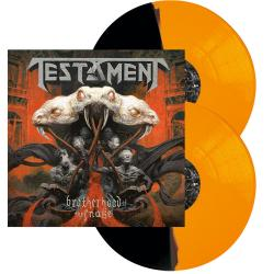 TESTAMENT - Brotherhood of the Snake BI COLORED VINYL Import