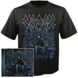 VADER - The Empire CD+Shirt Bundle
