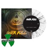 OVERKILL - Finest Hour SPLATTER VINYL Import