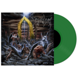 IMMOLATION - Here In After (NUCLEAR GREEN VINYL)