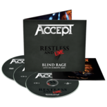 ACCEPT - Restless & Live (2CD/DVD)