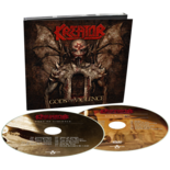 KREATOR - Gods Of Violence (CD/DVD Digipak)