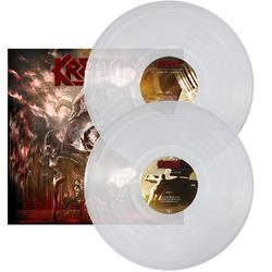 KREATOR - Gods Of Violence CLEAR VINYL Import