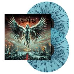 IMMOLATION Atonement (Blue Splatter Vinyl)