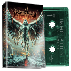 IMMOLATION - Atonement (Green Cassette)