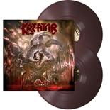 KREATOR - Gods Of Violence DARK BROWN VINYL Import