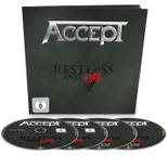 ACCEPT - Restless & Live EARBOOK Import*